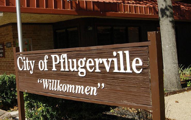city of pflugerville