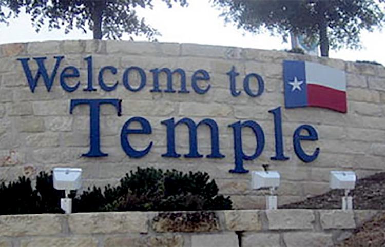 temple moving company